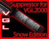 Suppressor Snow