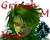 Ama{Grinch Hair male