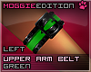 ME|ArmBelt|L|Green
