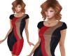 TF* Retro Leather Dress
