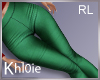K green xmas pants RL