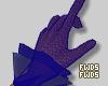 f. Tulle Gloves N