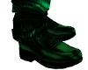 TEF GREEN DRESS SHOES