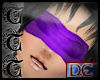 TTT Blindfold Sheer Purp