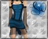 [SW] Tux Dress Blue