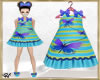 Kid Butterfly Dress