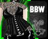 [n3] Spiderlace: Blk BBW