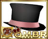 QMBR Legba Top Hat Rose