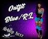 Outfit Blue RL