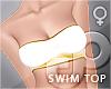 TP Swim Top - HONEY