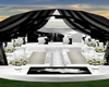 Black/White Wedding Room