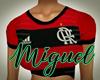 Blusa Flamengo Feminina