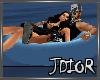 !J Blue Swim Ring