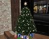 Tree w/presents
