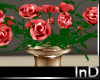 IN} ShabbyChic Roses Red