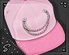 !!S Snapback Pink
