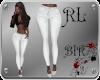 [BIR]Pants*white-RL