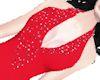 Romantica Dress Red