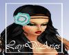[LA] Diamond Flower-BLU-
