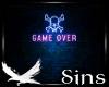Game Over - Dj Room -