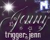 ♚ Particle Light Jenny