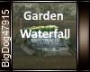 [BD]GardenWaterfall