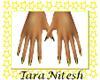 {T}Rasta Nails_Sm. Hands