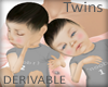 :m: Twins Mesh DERIVABLE