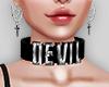 DEVIL X Choker
