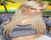Bella Blonde Rubia