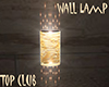 [M] Top Club Wall Lamp