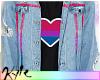 Bisexual Jean Jacket