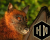 bat furry ears m/f omg!
