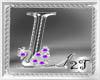 ~2T~ L  Letter Swan
