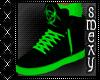 Toxic Sneakers+socks