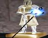 Dark Gold Staff