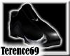 69 Sneakers -Black