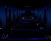 Blue Night Temple