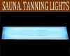 SAUNA TANNING LIGHTS