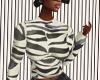 Zebra sleeves