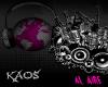 Radio Kaos.!  Pink