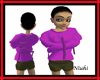 Purple Straight Jacket F