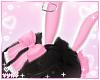 ♡. Pink Bunny Ears