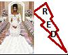 BM PG Lace Wedding Dress