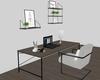 Q | Posh Desk