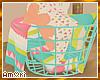 Ѧ; Llama Pillow Basket