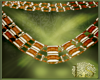LS~Boho Beaded Necklace