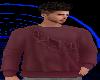 Fall Burgundy Sweater
