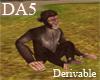 (A) Safari Monkey