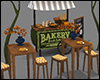 +Market Bakery Cart+